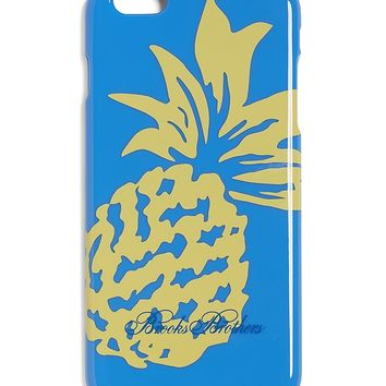 Pineapple iPhone 6 Plus Case - Brooks Brothers