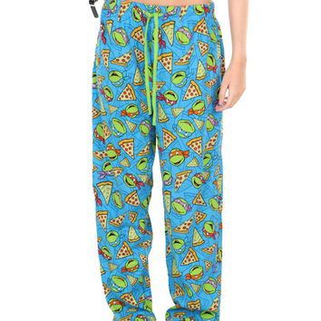 TURTLES AND PIZZA LOUNGE PANT