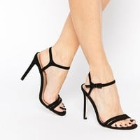 ASOS HAPHAZARD Heeled Sandals