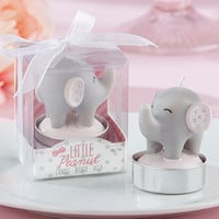 Elephant Shaped Candle for Baby Shower