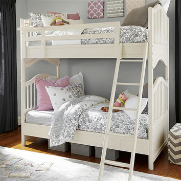 Genevieve Twin over Twin Bunk Bed