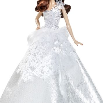 2013 Holiday Barbie™ Doll − Brunette | Barbie Collector