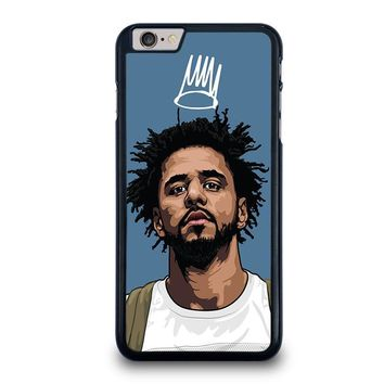 j cole forest cartoon iphone 6 6s plus case cover  number 1