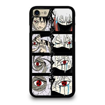 OABITO AND KAKASHI SHARINGAN S iPhone 7 Case