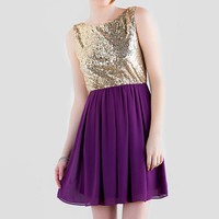 Rosia Sequin Dress