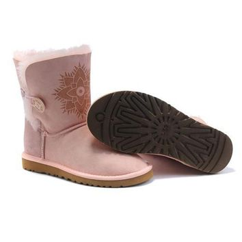 Ugg Boots Black Friday New Arrival 3058 Pink For Women 96 86