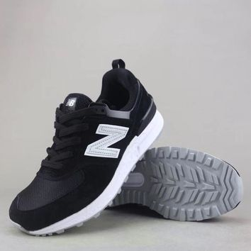 New Balance 574 Women Men Fashion Casual Sneakers Sport Shoes-5
