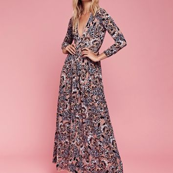 Free People Gracie Maxi