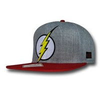 Flash Flat Billed Baseball Cap