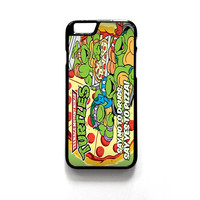 TMNT Ninja Turtle Say Yes To Pizza For Iphone 4/4S Iphone 5/5S/5C Iphone 6/6S/6S Plus/6 Plus Phone case ZG