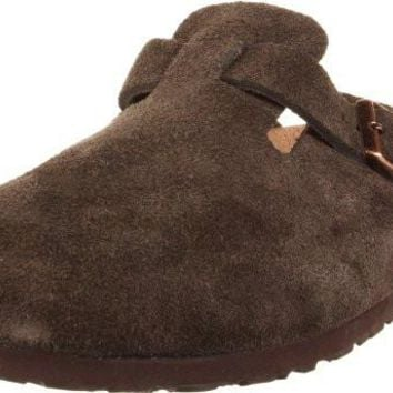 Birkenstock Unisex Boston Soft Footbed