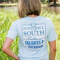 Jadelynn Brooke: Football in the South Shirt - New Arrivals