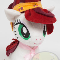Chibi Cherry Jubilee MLP HandMade Custom Craft by CutieCorral