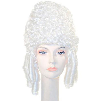 Costume Accessory: Marie Antoinette Deluxe White