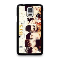 BANGTAN BOYS BTS Samsung Galaxy S5 Case Cover