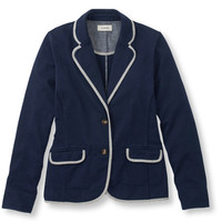 Comfort Knit Blazer: Blazers | Free Shipping at L.L.Bean