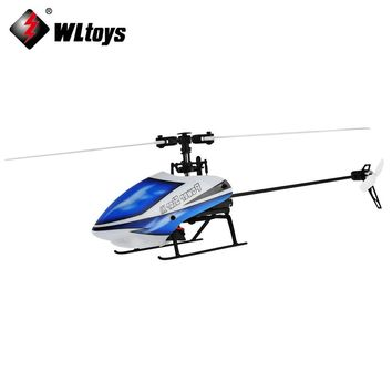 WLtoys V977 RC Helicopter Drones Power Star X1 6CH 3D Brushless Flybarless RC Helicopter RTF 2.4GHz 6-axis Gyro RC Toys Drone