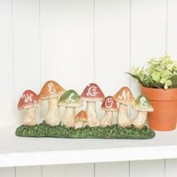 Welcome Mushrooms - Party Decorations & Yard Decor
