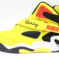 Ewing Men's Rogue Blazing Yellow Basketball Shoes ewing085