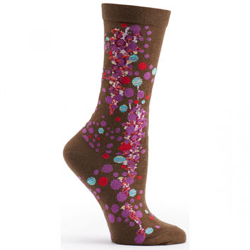 Baroque Pearls Sock