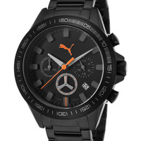 Puma Men's Motor Sport Chronograph Watch, 44mm - Black