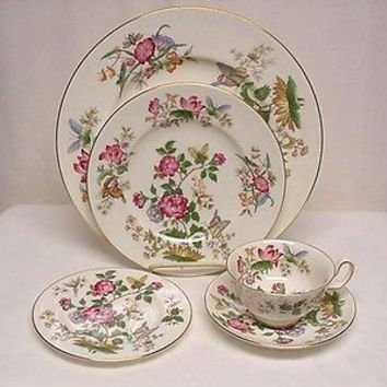 Wedgwood Charnwood Pattern #:W3984, WD3984 Collection !!FREE SHIPPING!!