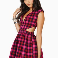 School Slang Dress