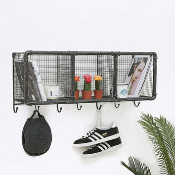 Pipe Grid Shelf - Urban Outfitters