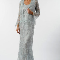 Mother of the Bride Dresses – C1067 Long Sleeve Jacket