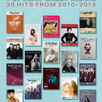 Popular Sheet Music - 30 Hits from 2010-2013: Piano, Vocal, Guitar