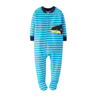 Carter's® Shark Footie Pajamas – Baby Boys 12m-24m