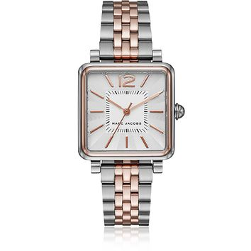 Marc Jacobs Vic Two Tone Women's Watch