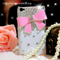 ipod touch 4 case, ipod touch 5 case, ipod touch 4th gen case, bling ipod touch 4 case, bling ipod touch 5 case, Cute ipod touch 4 case bow