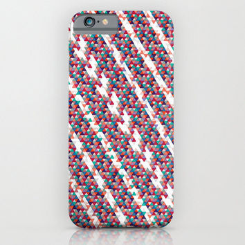 iPhone 6 Case - Funfetti Stripes - unique iPhone case, iPhone case, hipster iphone case, iphone 6 case, iPhone 6 Plus Case