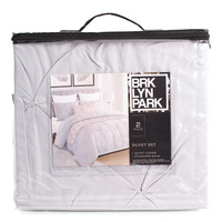 Zahava Pintuck Duvet Set - Back To Campus - T.J.Maxx