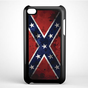Confederate Rebel Flag Grunge Ipod Touch 4 Case