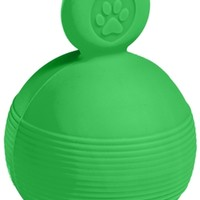 Tug & Toss Ball Dog Toy - Small at barker & meowsky a paw firm since 1998 carries dog clothes, dog accessories, dog carriers, dog collars, dog toys, dog beds and dog treats