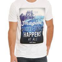 Paper Towns If You Don't Imagine T-Shirt