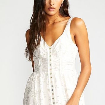 Fresh As A Daisy Maxi Dress