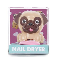 Pug Nail Dryer - Topshop