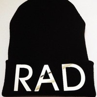 Perry and Printup — RAD Beanie
