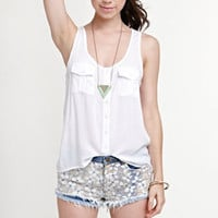 Nollie Cargo Pocket Tank at PacSun.com