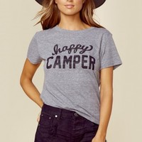 HAPPY CAMPER LOOSE TEE