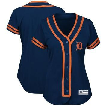 MLB Detroit Tigers Women's Absolute Victory Jersey