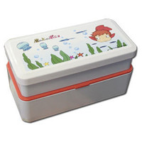 Ponyo on the Cliff by the Sea Bento Box