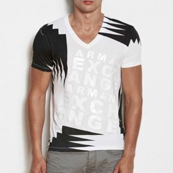 Jagged Edge Logo Tee