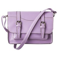 Mossimo® Solid Satchel - Purple