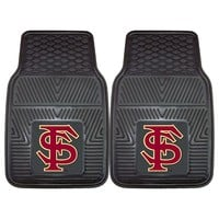 Fanmats 2-pk. Florida State Seminoles Car Floor Mats (Gray)