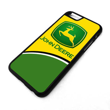 JOHN DEERE 2 Tractor Samsung Galaxy S3 S4 S5 S6 Edge, Mini, Note 1 2 3 4, Tab Case Cover