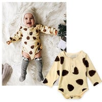 Baby Long Sleeve One-piece [9283971204]